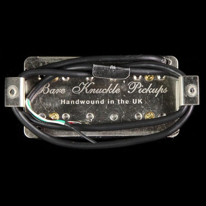 Bare Knuckle Emerald Bridge Humbucker Pickup Black