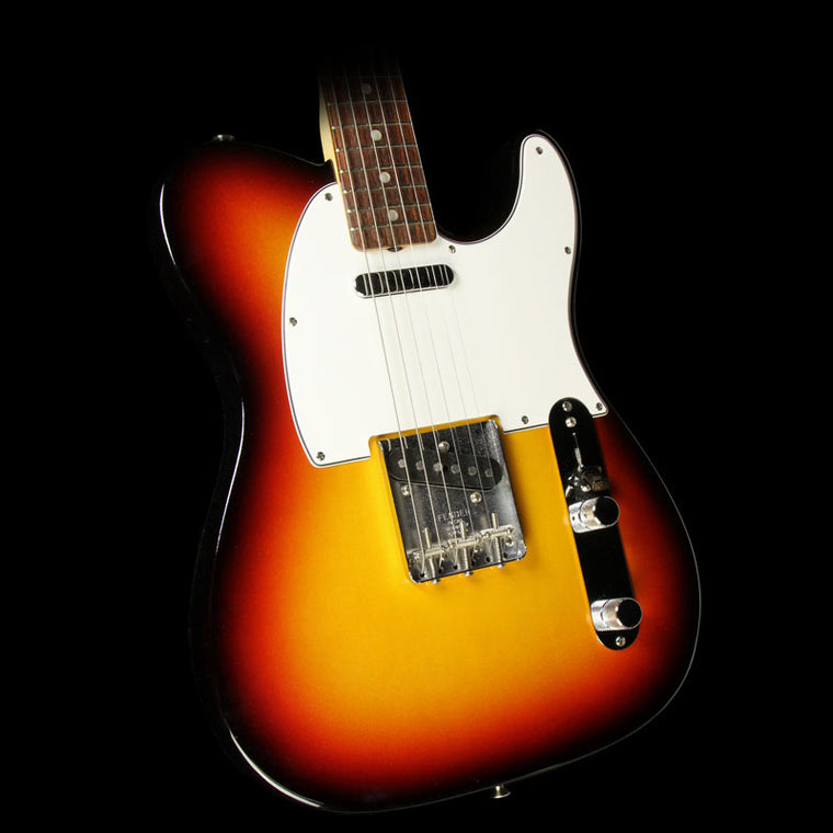 Used 2012 Fender American Vintage '64 Telecaster Electric Guitar 3-Tone Sunburst