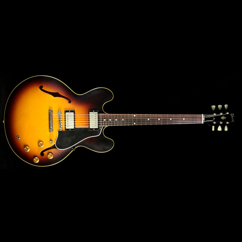 Used 2016 Gibson Memphis '58 ES-335 Reissue Electric Guitar '58 Burst A08535