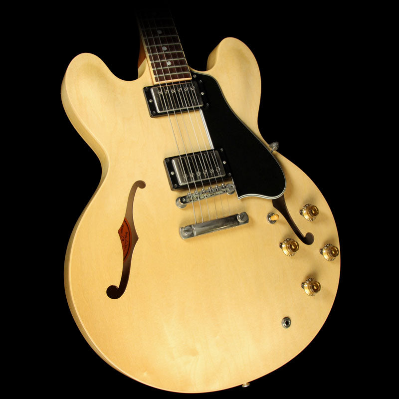 Used 2006 Gibson Memphis 1959 ES-335 Electric Guitar Natural with Slim Neck