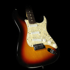 1989 Fender American Standard Stratocaster Plus Electric Guitar 3-Tone Sunburst