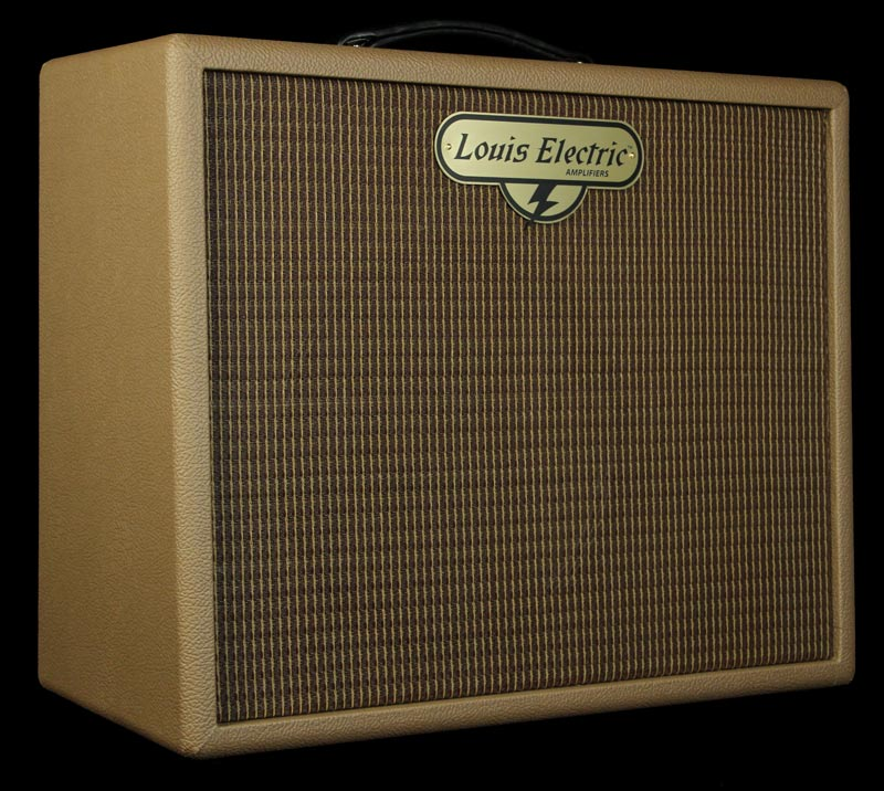 Used Louis Electric Amplifiers Deluxe Buster Combo