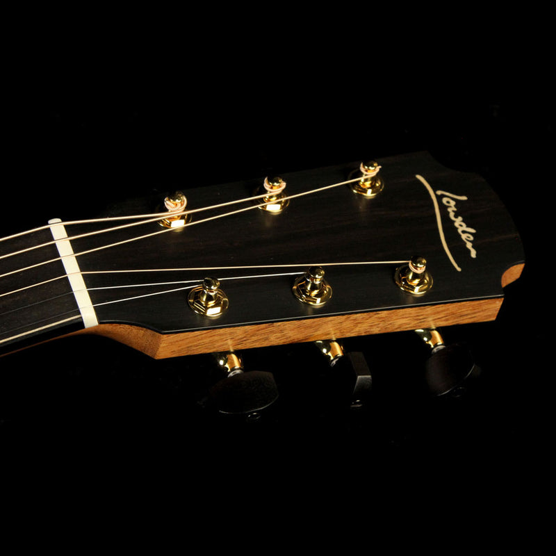 Lowden S-35 MR/AS Madagascar Rosewood and Alpine Spruce 21001