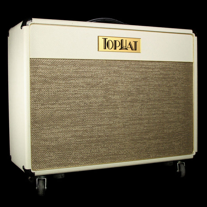 Used Top Hat Amplification Super Deluxe 2x12 Guitar Combo Amplifier 43