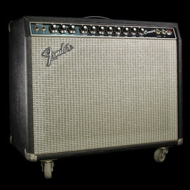 Used Fender Concert II 1x12 Guitar Combo Amplifier