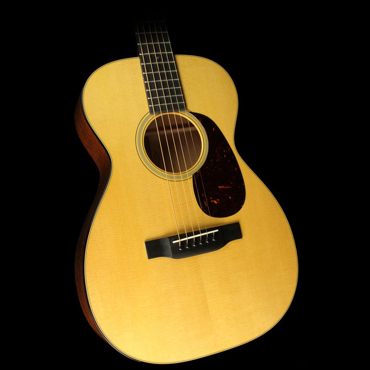 Used Martin 0-18 Acoustic Guitar Natural