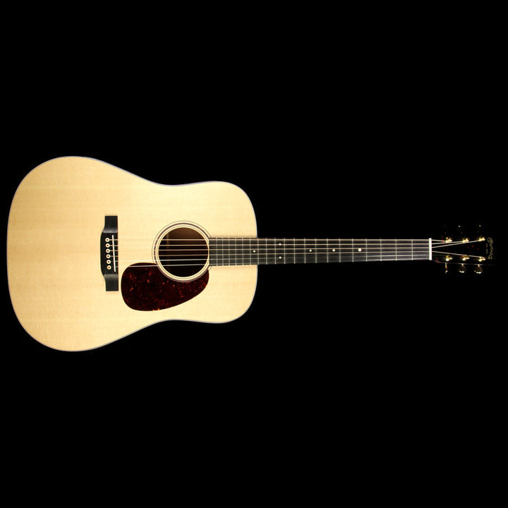 Used Martin DSTG Dreadnought Acoustic Guitar Natural 2101232