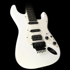 Used 2010 Charvel Custom Shop San Dimas Electric Guitar Snow White