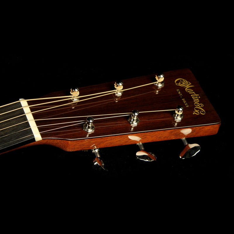Used Martin Custom Shop 2017 Limited Edition Outlaw-17 LTD Edition Acoustic Guitar Natural 10CSCFMARTINOUTLAW17