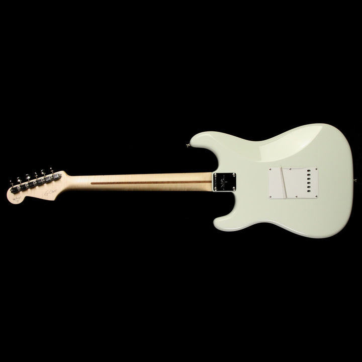 Used 2016 Fender Custom Shop Masterbuilt Todd Krause Eric Clapton Stratocaster Electric Guitar Olympic White CZ527281