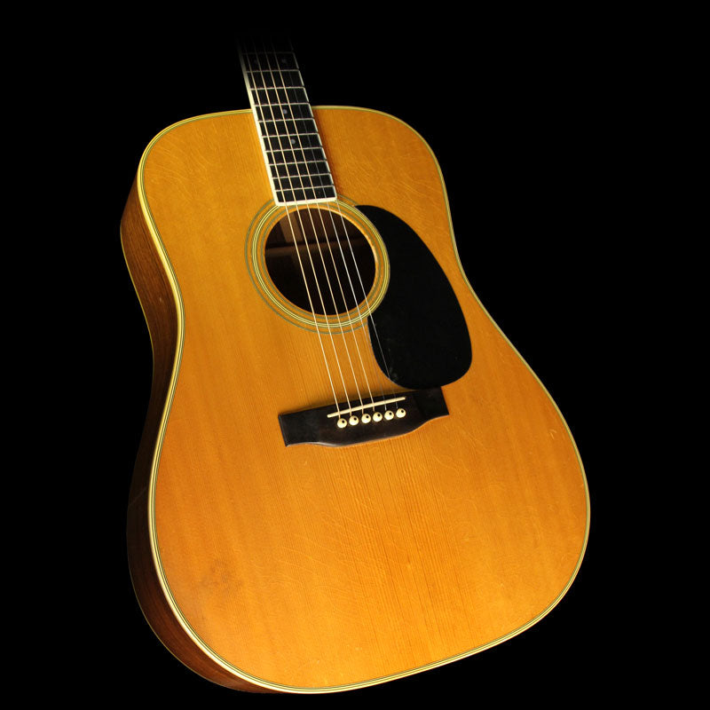 Used 1974 Martin D-35 Dreadnought Acoustic Guitar Natural