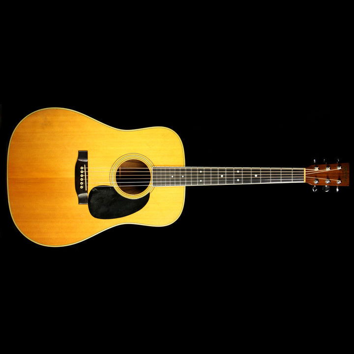 Used 1974 Martin D-35 Dreadnought Acoustic Guitar Natural 374632