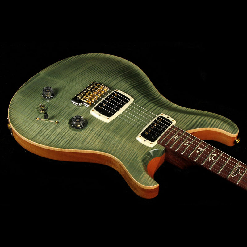 Used 2012 Paul Reed Smith 408 Electric Guitar Rosewood Neck Trampas Green 12 195813