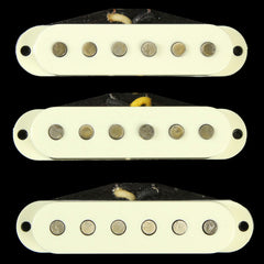 Fender Custom Shop Ancho Poblano Stratocaster Electric Guitar Pickup Set White