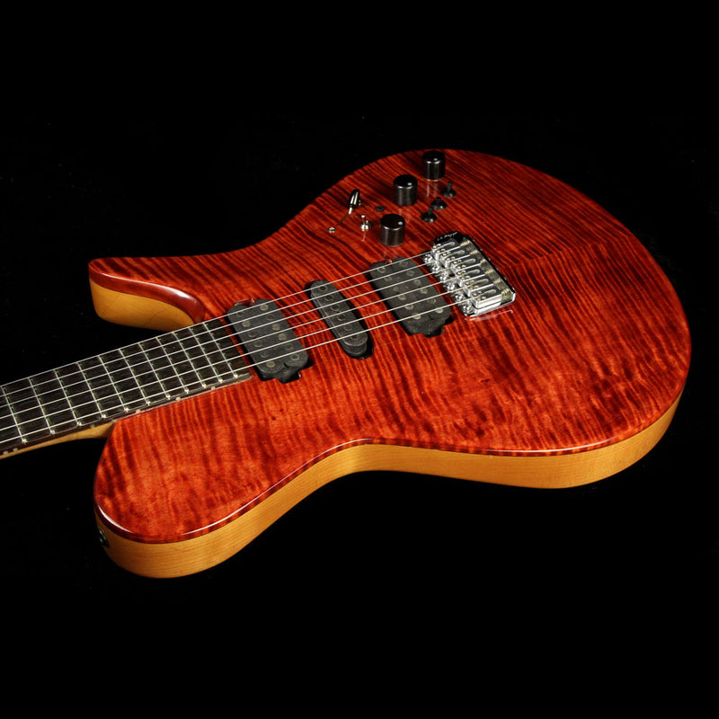 Used 2001 Fodera Imperial Electric Guitar Refinished IG1852D