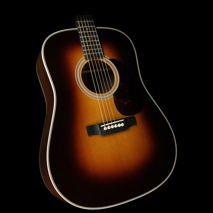 Used 2014 Martin HD-28 Acoustic Guitar 1935 Sunburst 1769839