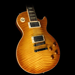 Used 2012 Gibson Les Paul Standard Plus Electric Guitar Honey Burst