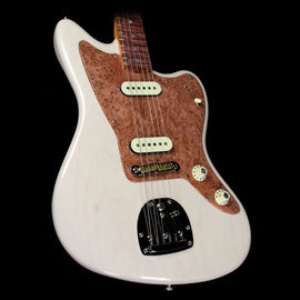 Fender Custom Shop George Blanda Founders Design Jazzmaster Electric Guitar White Blonde