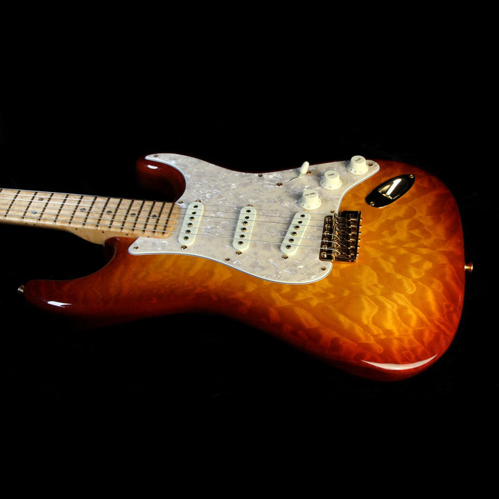 Fender Custom Shop J.W. Black Founders Design Stratocaster Tobacco Sunburst JB2715