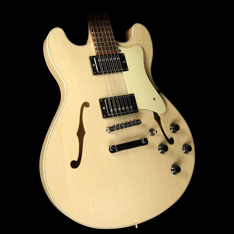Used Framus Mayfield Pro Electric Guitar Natural Satin E13511107