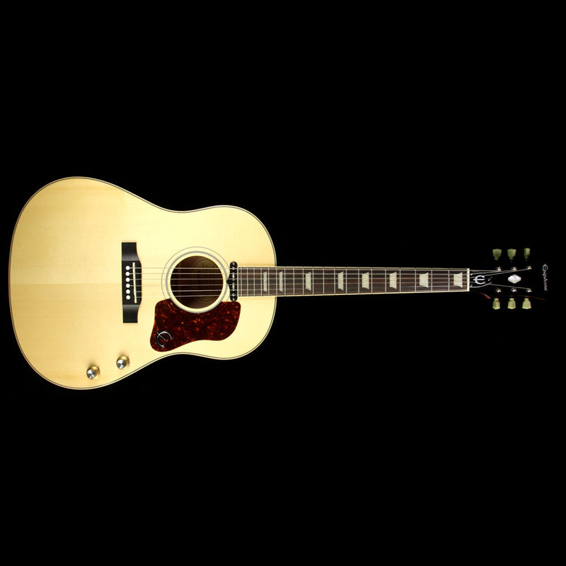 Used 2015 Epiphone John Lennon EJ-160e Acoustic Guitar Natural 1.51023E+11