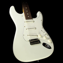 Used Suhr Custom Classic Electric Guitar Antique White