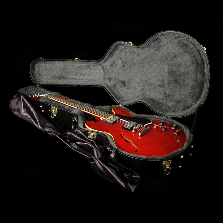 Used 2010 Gibson Memphis 1960 Slim Neck ES-335 Electric Guitar Cherry A00552