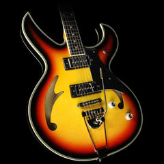 Eastwood Fire Bird Electric Guitar Sunburst