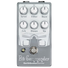 EarthQuaker Bit Commander Octave Effects Pedal