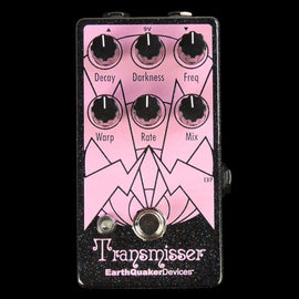 EarthQuaker Transmisser Reverb/Echo Effects Pedal