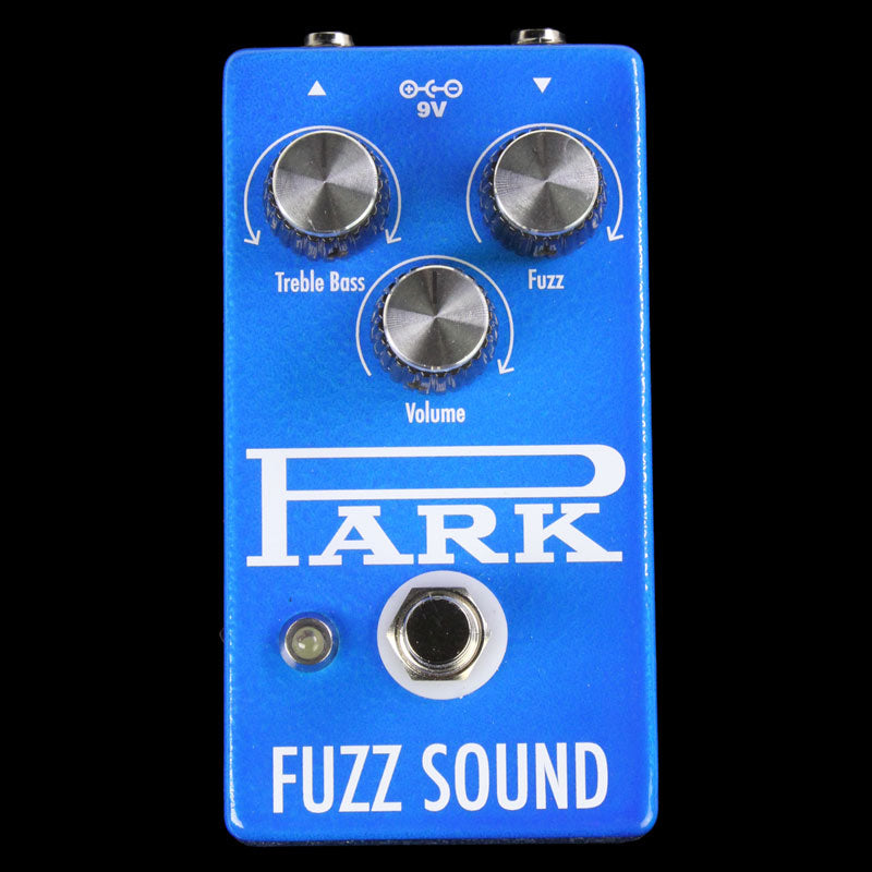 EarthQuaker Devices Park Fuzz Sound Fuzz/Distortion Effects Pedal