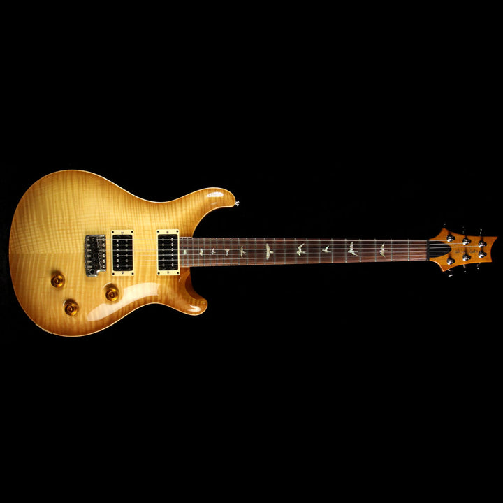 Used 2007 Paul Reed Smith Custom 24 10-Top Electric Guitar Vintage Natural 120923
