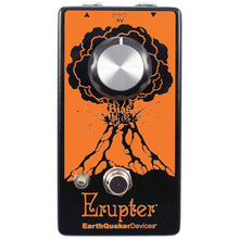 EarthQuaker Devices Erupter Fuzz/Distortion Effects Pedal