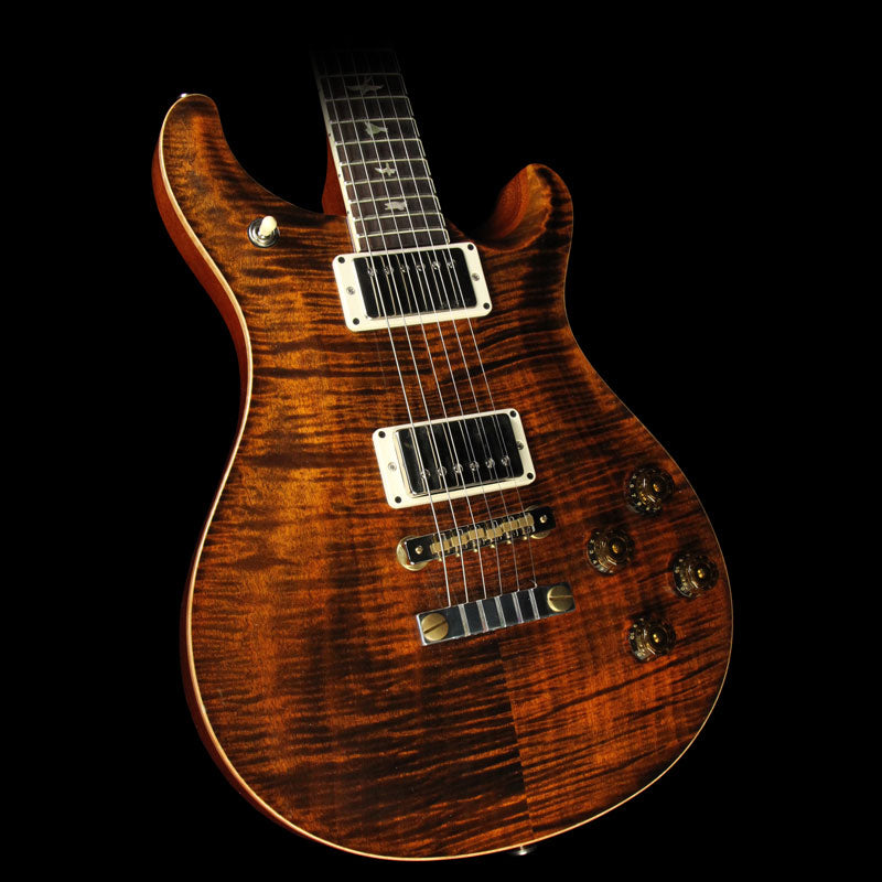 Used 2016 Paul Reed Smith McCarty 594 Electric Guitar Orange Tiger 16 226539