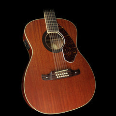Fender Tim Armstrong Hellcat-12 12-String Acoustic-Electric Guitar Natural