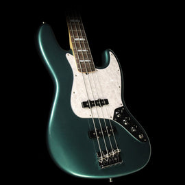 Fender Adam Clayton Signature Jazz Bass Electric Bass Sherwood Green Metallic