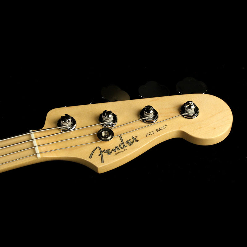 Used Fender American Pro Jazz Bass Electric Bass Sonic Gray 0193902748
