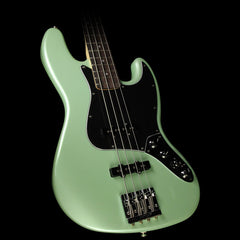 Fender Deluxe Active Jazz Bass Electric Bass Surf Pearl