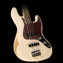 Fender Flea Signture Jazz Bass Roadworn Shell Pink