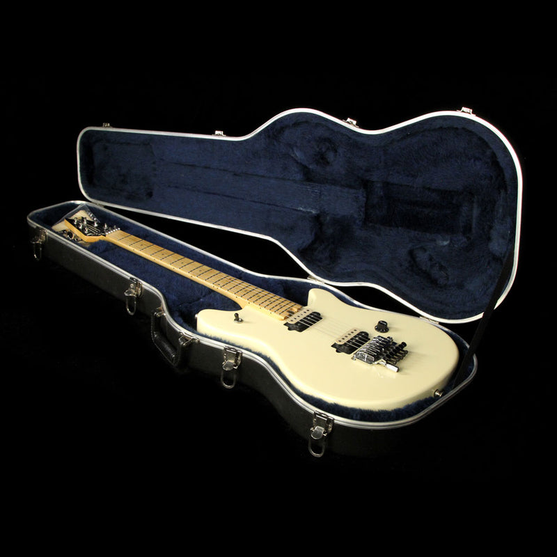 Used 1999 Peavey Wolfgang Special Electric Guitar Ivory 91016144