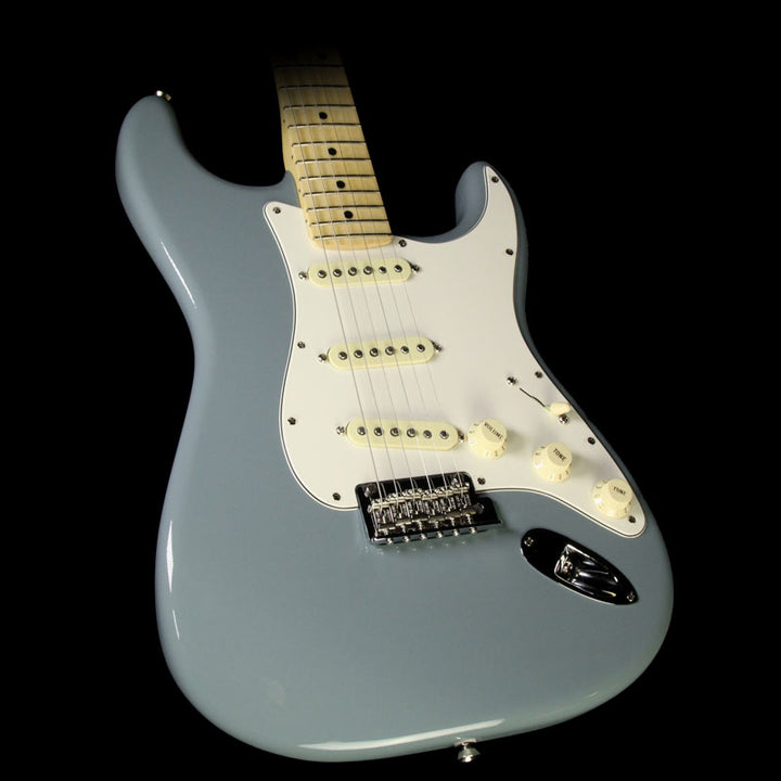 Used Fender American Pro Stratocaster Electric Guitar Sonic Gray 0113012748