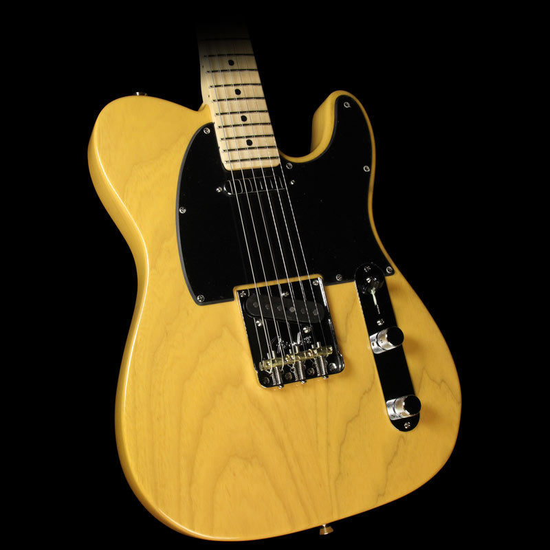 Fender American Professional Telecaster Electric Guitar Butterscotch Blonde