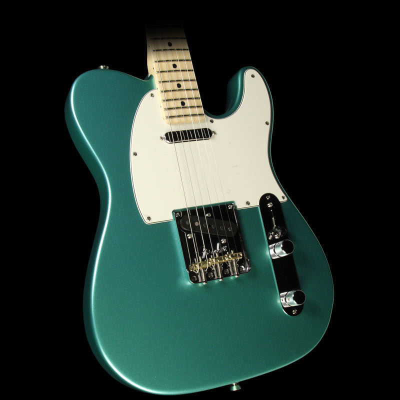 Used Fender American Pro Telecaster Electric Guitar Mystic Seafoam 0113062785