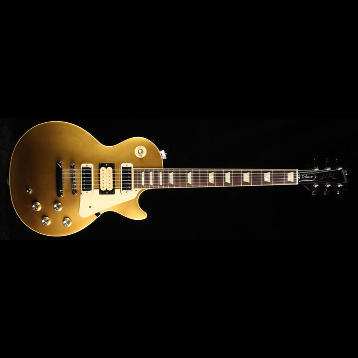 Used Gibson Limited Edition Pete Townshend '76 Les Paul Deluxe Electric Guitar Goldtop 160013417