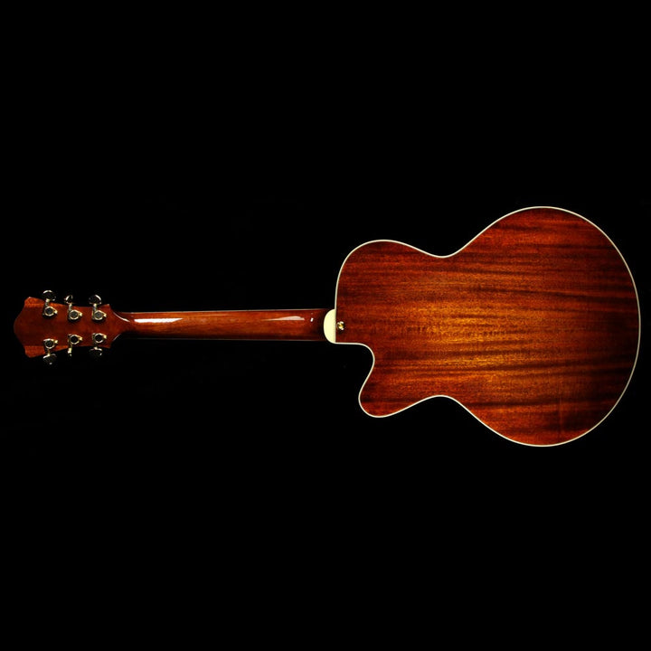 Used Eastman AR603CE-15 Archtop Electric Guitar Classic Finish 11245022