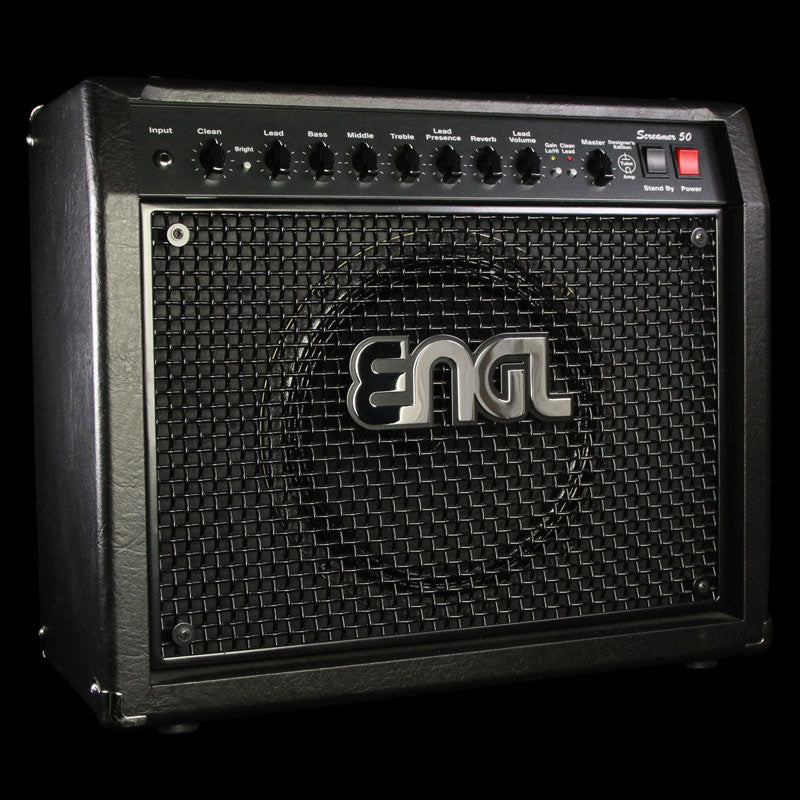 Used Engl E330 Screamer 50 1x12 Electric Guitar Amplifier