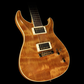 Used Giffin Standard Electric Guitar Ancient Kauri Top Natural