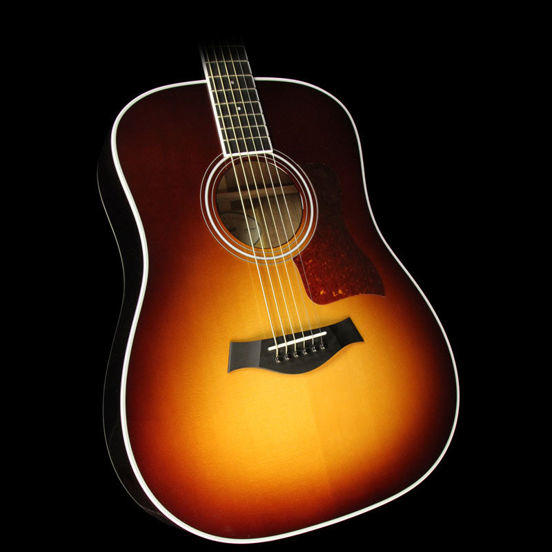 Taylor 410e LTD Baritone-6 Dreadnought Acoustic Guitar Tobacco Sunburst 1105117018
