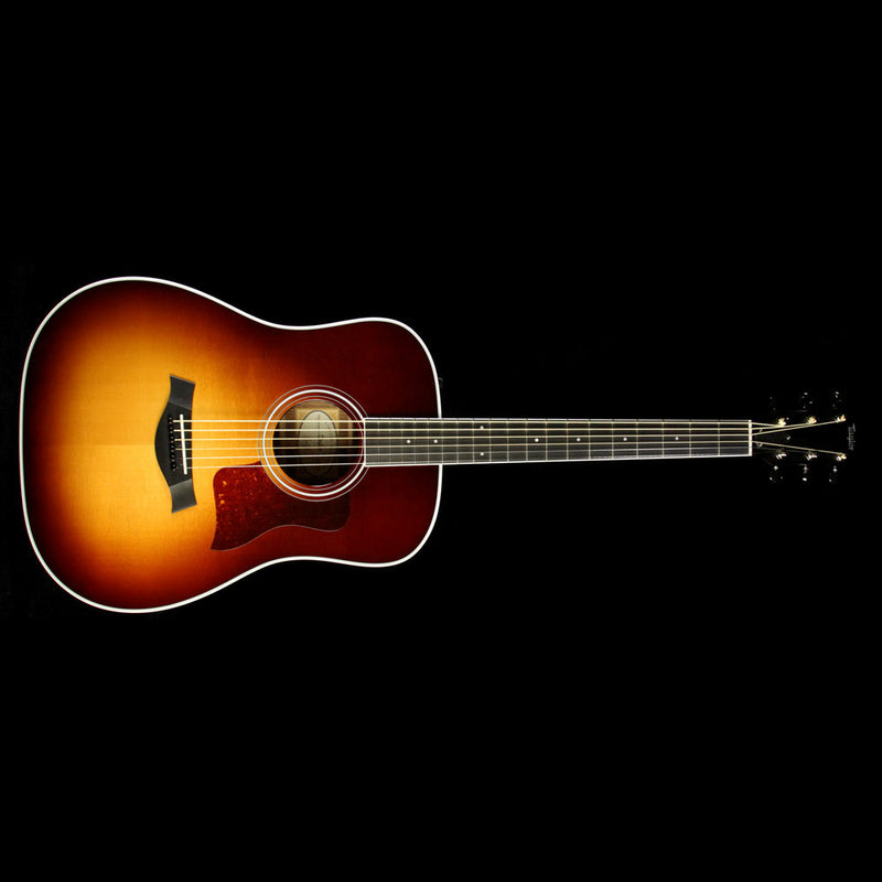 Taylor 410e LTD Baritone-6 Dreadnought Acoustic Guitar Tobacco Sunburst 1105117019