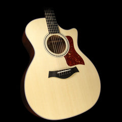 Taylor 314ce Spring 2017 LTD Lutz Spruce and Blackwood Acoustic-Electric Guitar Natural